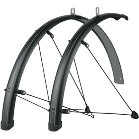 "SKS Bluemels Stingrey 45 Mudguard 28"", grey"